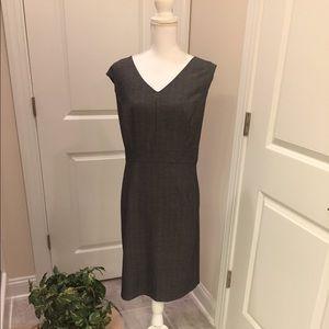 Mossimo sleeveless gray dress
